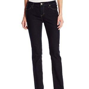 Liverpool Sadie Straight Leg Dark Wash Jeans